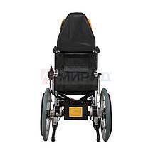 Складная инвалидная электроколяска DYL – 6035A. Инвалидная коляска. Кресло коляска., фото 3