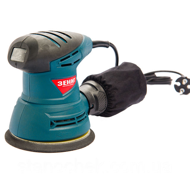 Эксцентриковая шлифмашина Зенит ЗШ-400