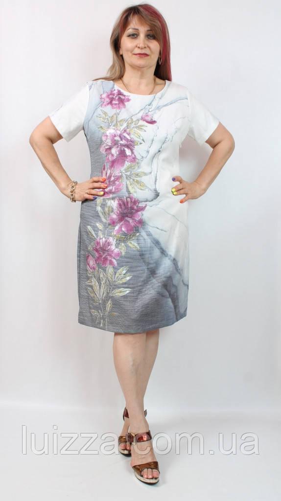 Турецкое платье Nexx большого размера 50-56рр