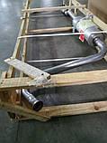 Труба приёмная Сенс с резоннатором хомут под датч.кислорода Euro 3, ЗАЗ, 286-441, фото 6