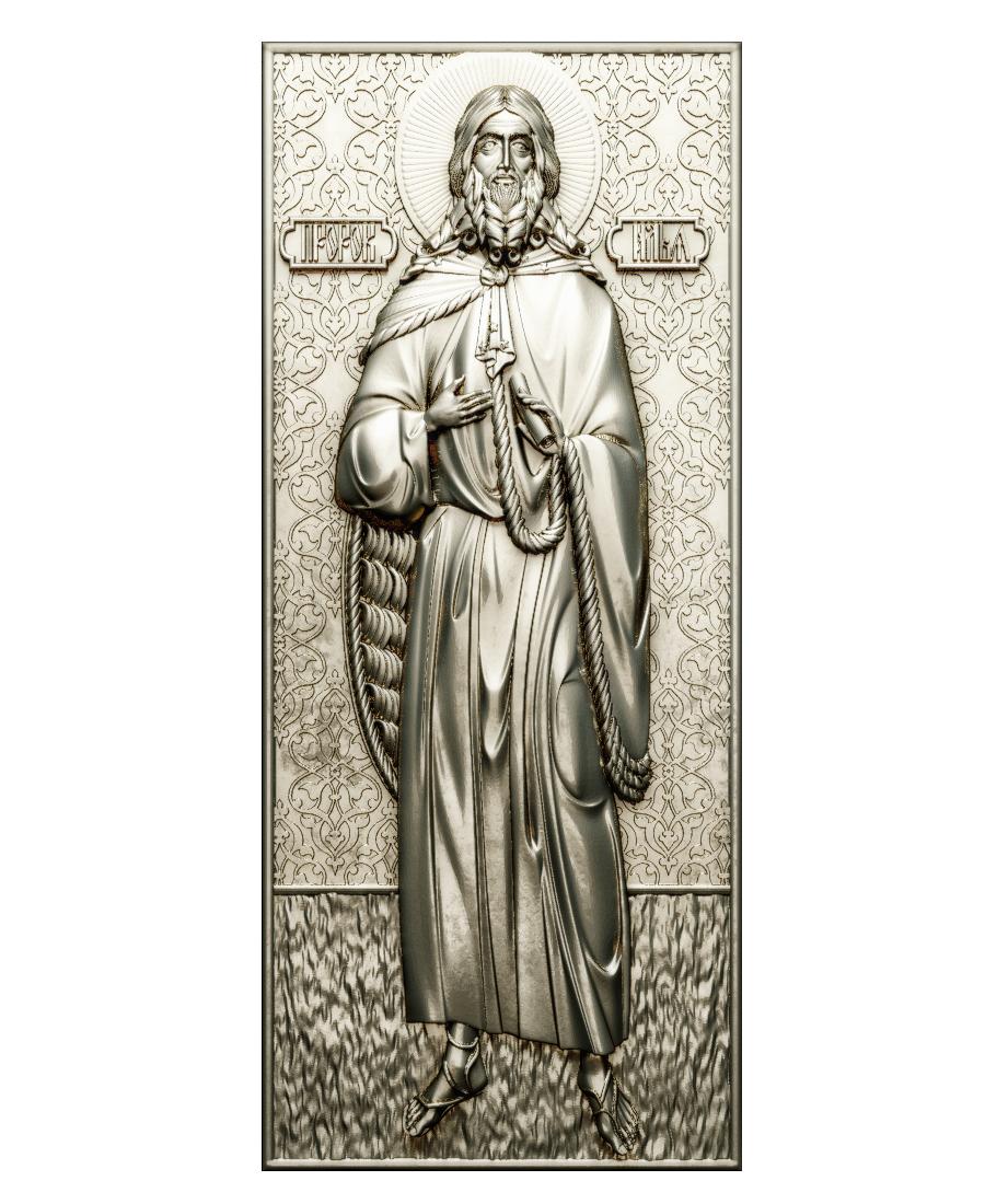 Ікона  Пророк Илья