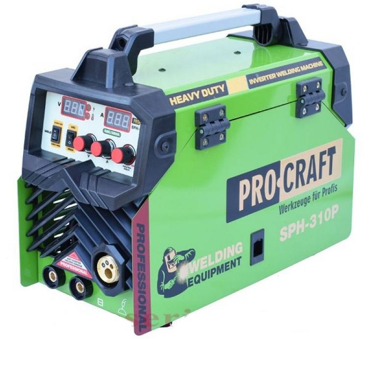 Инверторный сварочный полуавтомат ProCraft SPH-310P