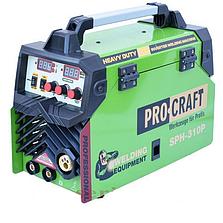 Инверторный сварочный полуавтомат ProCraft SPH-310P, фото 2