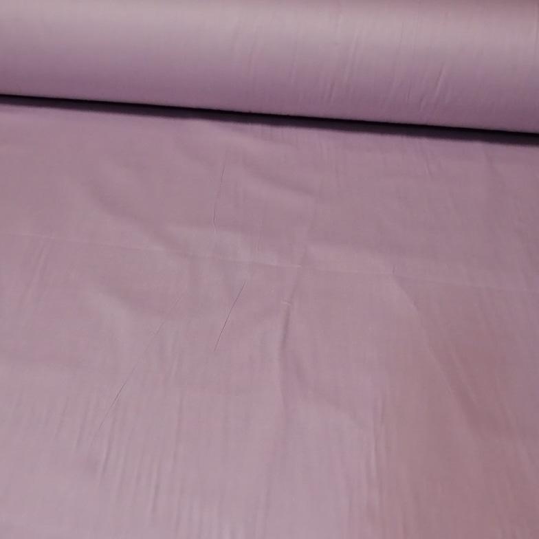 Сатин лаванда ширина 220 см