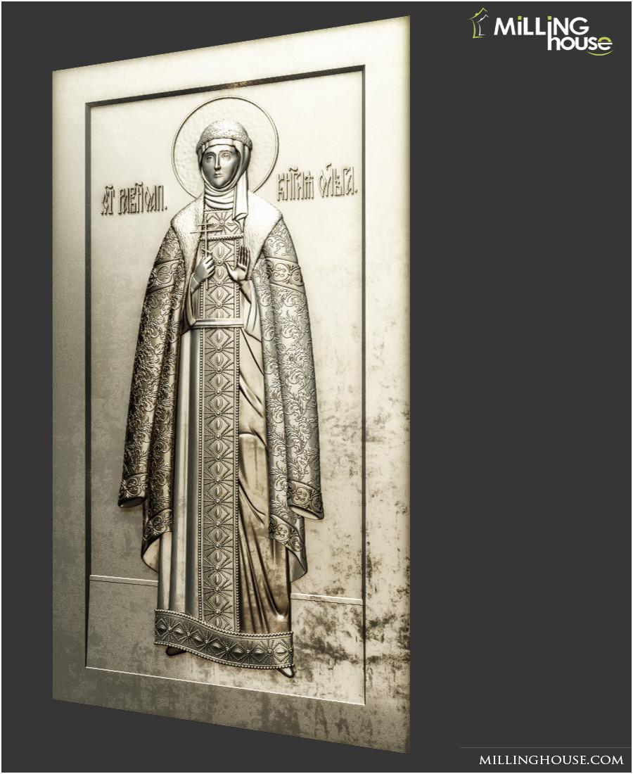 Ікона  Святая Ольга