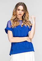 Блузка с манжетом Zubrytskaya