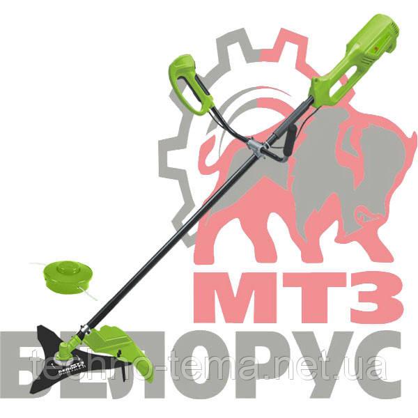 Коса электрическая 1 нож 1 леска Белорус МТЗ КГ-3100