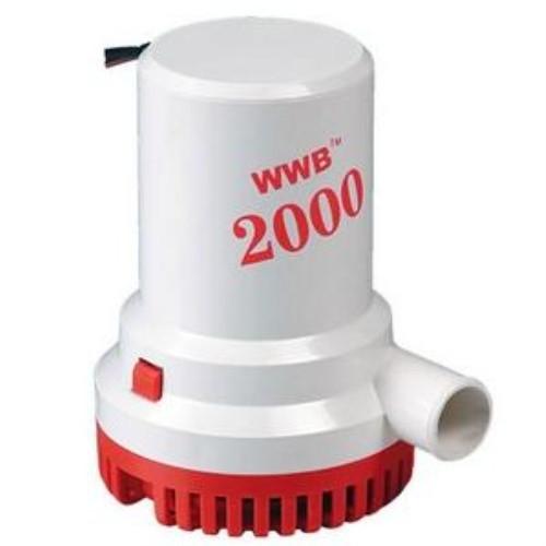 Помпа WeekWWB WW-06208 для откачки воды в лодке