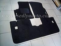 Текстильные коврики в салон CHEVROLET Tacuma (Черные)