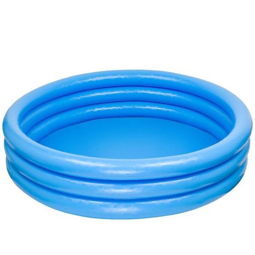 """Бассейн Intex """"Cristal Blue Pool"""" 288л, 147х33см."""