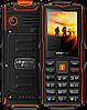 """VKworld Stone V3 New, 3 SIM, IP68, 3000 mAh, БОЛЬШОЙ ШРИФТ, русский и украинский язык, 2 Mpx, FM, дисплей 2.4"""""""