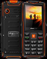 """Мобильный телефон VKworld Stone V3 New, 3 SIM, IP68, противоударный, 3000 mAh, БОЛЬШОЙ ШРИФТ, дисплей 2.4"""""""