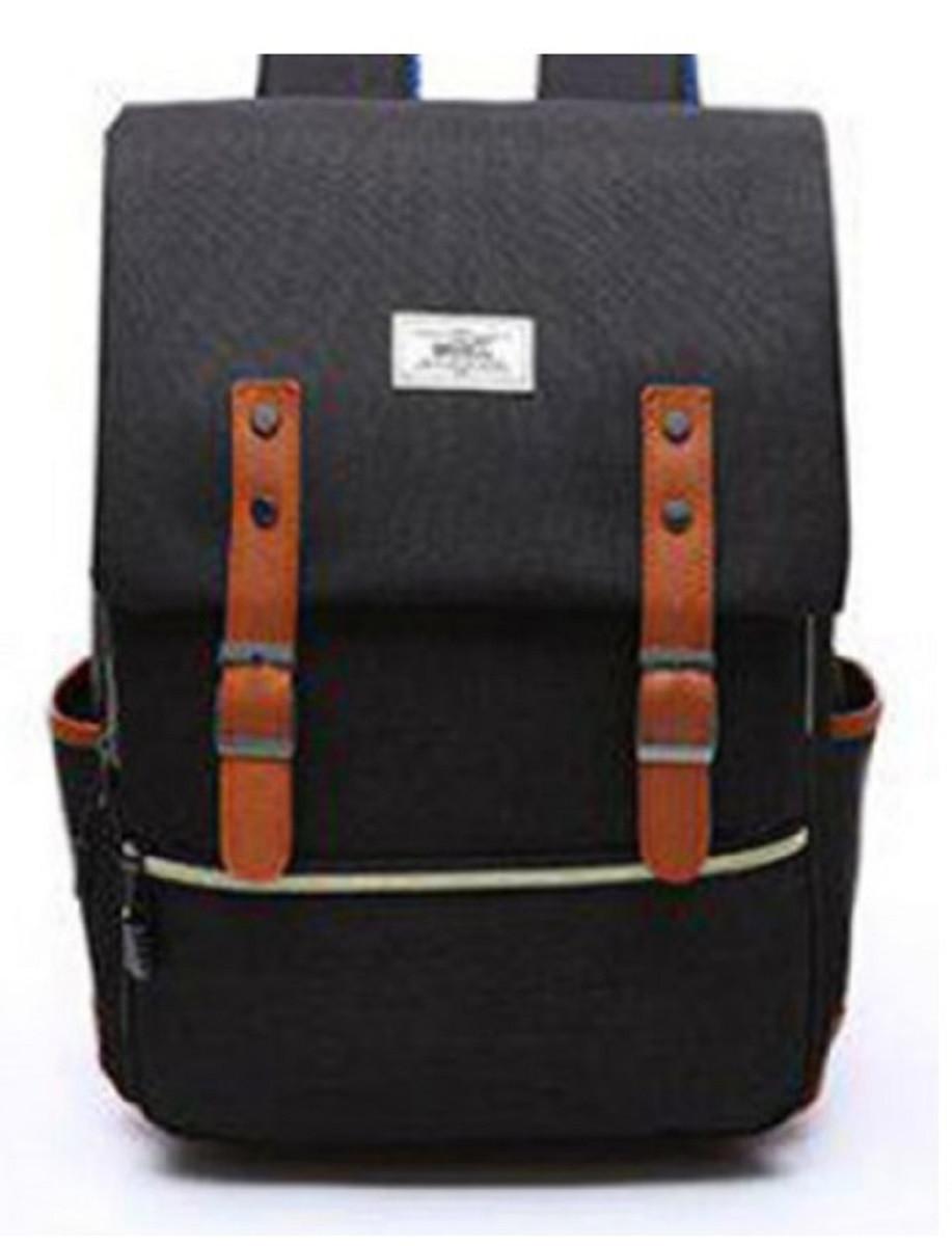 Городской рюкзак JIULONG R50328, 22л. черный
