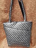 Женские сумка стеганная Стильная cумкa-мода/Дутая Сумка женская спортивная только оптом, фото 4