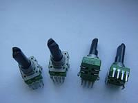 Потенциометр ALPHA B200K  23mm для пультов
