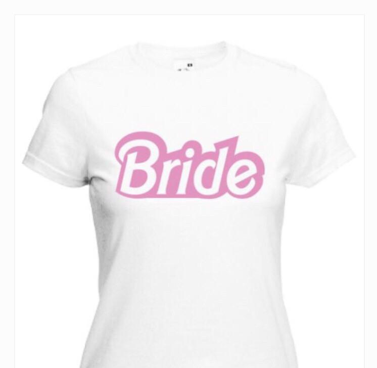 Футболка Bride Barbi