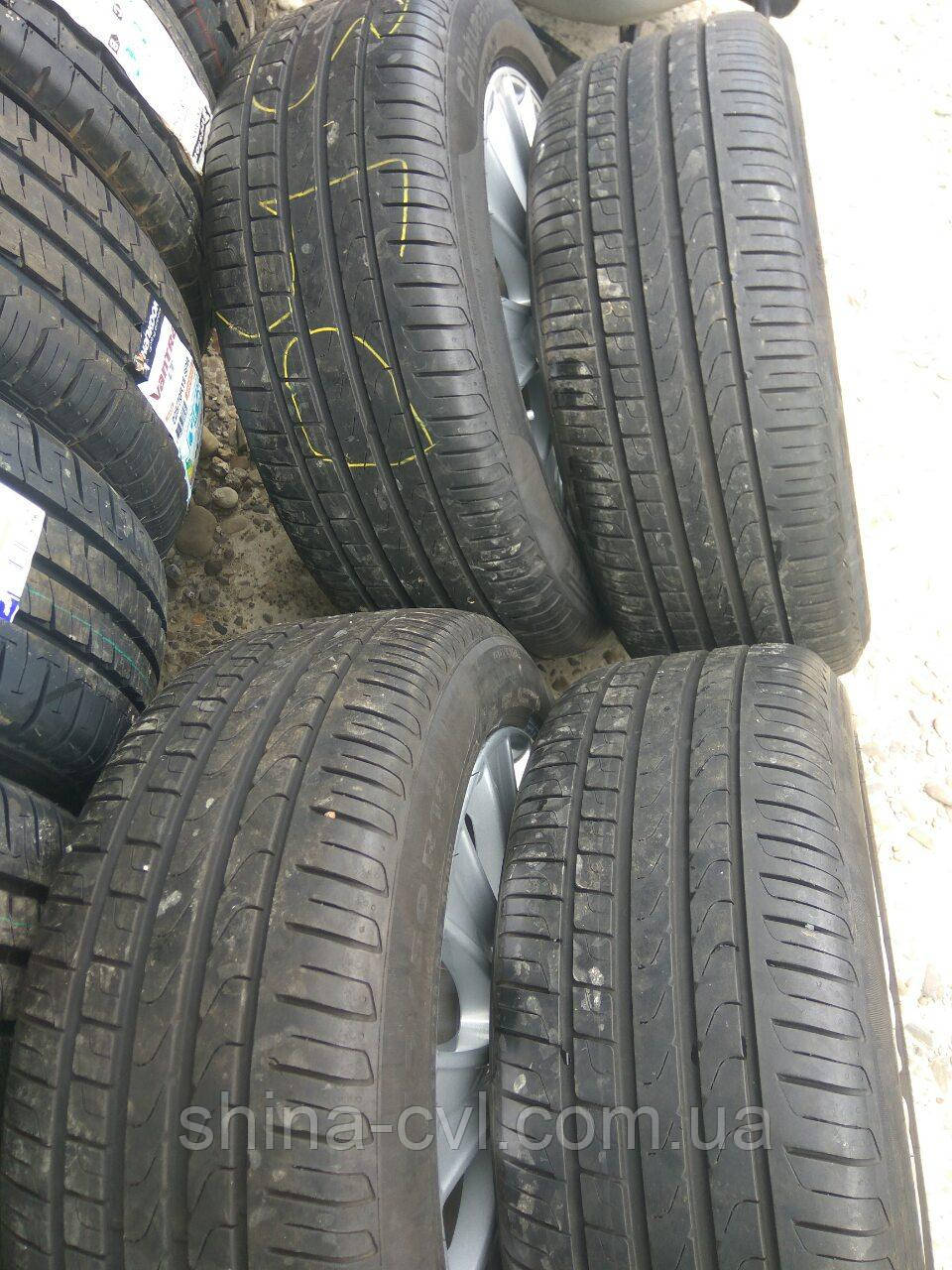Шини літні Pirelli Cinturato P7 245/50 r18