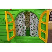 Огромный детский домик (Зеленый) 02550/23, фото 3