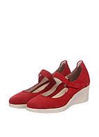Туфли женские BATA цвет красный размер 40 арт 623-0392