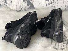 Женские кроссовки Balenciaga Triple S Clear Sole Black 541624W09O11000, фото 2
