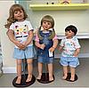 Лялька реборн дівчинка 98 див. Арт.( 01384 )