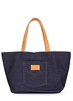 Коттоновая сумка POOLPARTY Rodeo-jeans, фото 1