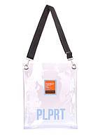 Прозрачная сумка Clear с ремнем на плечо, фото 1