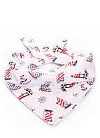 Платок женский POOLPARTY scarf-navy, фото 1