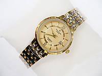 Мужские (Женские) кварцевые наручные часы Patek Philippe Mini на металлическом ремешке
