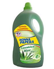 Гель для стирки Nonna Papera Aloe Vera 4L 50 стирок