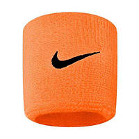 Напульсник Nike Small Wristband оранжевый