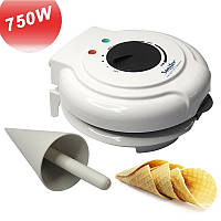 Вафельница SONIFER cone maker SF-6034