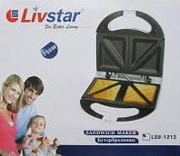 Электрическая сендвичница LIVSTAR LSU-1212