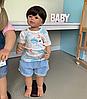 Лялька реборн хлопчик Артем 70 див. Арт.( 01386 )