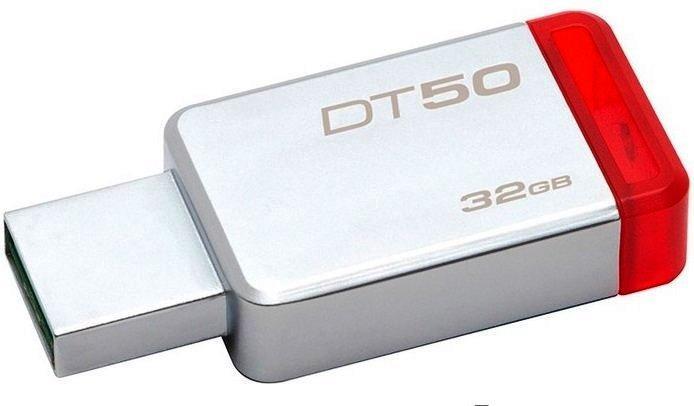 USB флеш накопитель Kingston 32GB DT50 USB 3.1