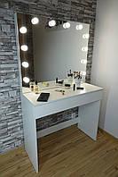 Стол для визажиста Glam с освещением