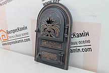 """Дверцы печные """"Косичка"""", фото 2"""