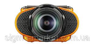 Экшн-камера Ricoh WG-M2 4K Orange