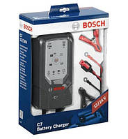 Автомобильное зарядное устройство BOSCH C7 12V/24