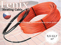 Электрический теплый пол под плитку 9.5-12.7м²  Fenix (Чехия) ADSV 10 Вт/ м