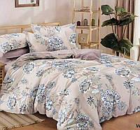 Двухспальный комплект постельного белья из сатина высокого качества.