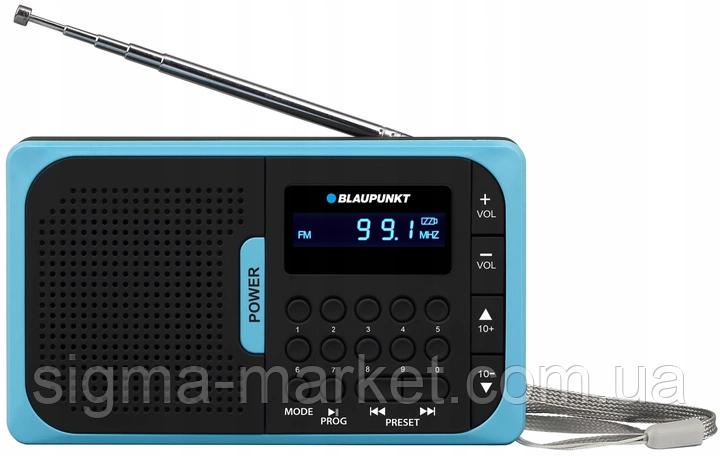 Портативное радио Blaupunkt PR5BL