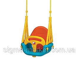 Подвесные качели для детей от 6 месяцев до 7 лет Edu-Play 3 в 1