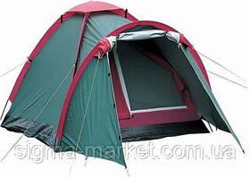 Туристическая палатка недорого 3-х местная IGLOO