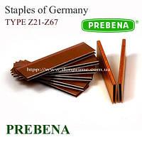 Скоба столярная для степлера Тип-Z Prebena