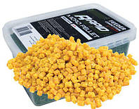 Пеллетс методный Carp Zoom Rapid Method Micro Pellet, 2,5mm, 300g, Pineapple (Ананас)