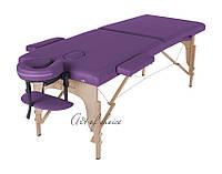 Складной массажный стол двух секционный - TEO