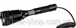 Ліхтарик підствольний +лазер Bailong Police BL-Q8609-T6 Green
