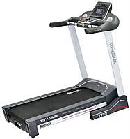 Профессиональная беговая дорожка TT1.0 Titanium Reebok Fitness