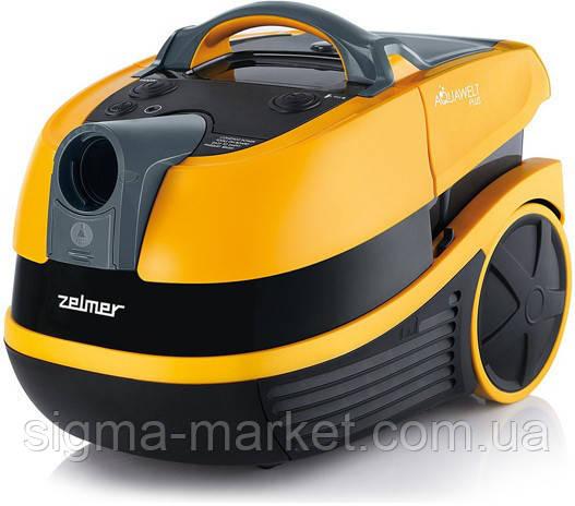Пылесос Zelmer ZVC762ZT Aquawelt Plus